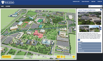Northern Kentucky University Campus Map.Campustours Interactive Virtual Tours And Campus Maps
