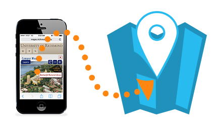 GPS and mobile devices - best virtual tours